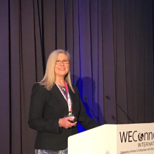 Global Woman's Business Enterprise of the Year – Gill Thorpe – CEO, The Sourcing Team